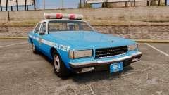 Chevrolet Caprice 1987 NYPD para GTA 4