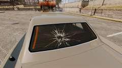 Nuevos efectos de cristal para GTA 4