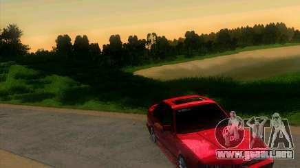 BMW 535i BPAN para GTA San Andreas