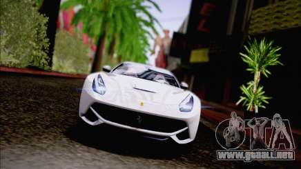 Ferrari F12 Berlinetta Horizon Wheels para GTA San Andreas