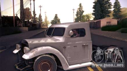 Rat Loader from GTA V para GTA San Andreas