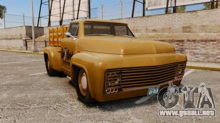 Hot Rod Truck Gas Monkey para GTA 4