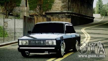 VAZ 21054 para GTA 4