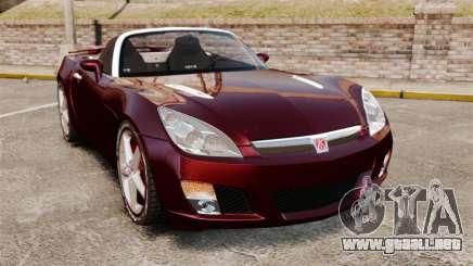 Saturn Sky Red Line Turbo para GTA 4