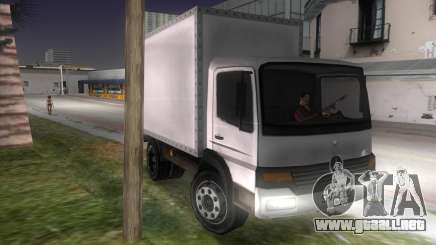 Mercedes Benz Atego para GTA Vice City