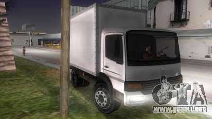 Mercedes Benz Atego para GTA Vice City