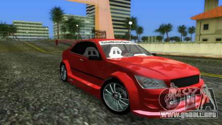 Lexus IS200 para GTA Vice City