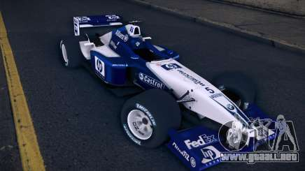 BMW Williams F1 para GTA San Andreas