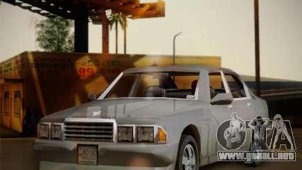 GTA III Kuruma para GTA San Andreas