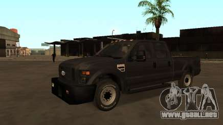 Ford F-350 ATTF para GTA San Andreas