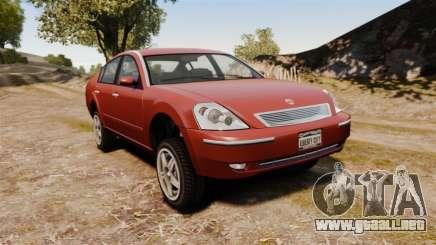 Pinnacle Off-road para GTA 4