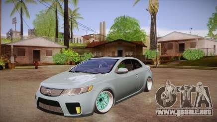 Kia Cerato para GTA San Andreas