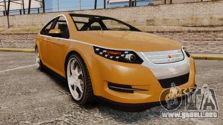 GTA V Cheval Surge para GTA 4
