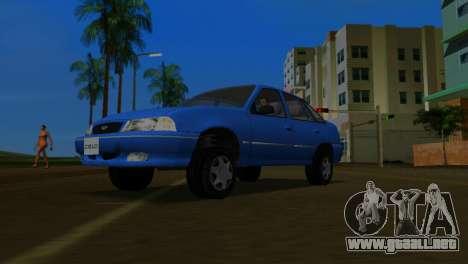 Daewoo Cielo para GTA Vice City