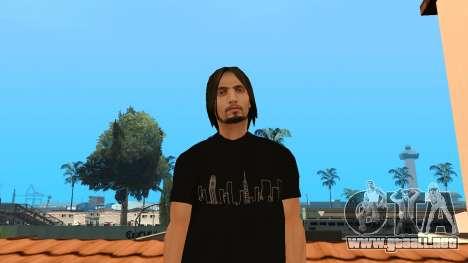 Piel de alta calidad personal para GTA San Andreas