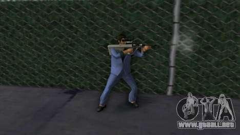 Steyr AUG para GTA Vice City