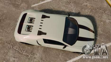 GTA V Truffade Adder [EPM] para GTA 4 visión correcta
