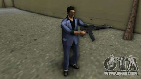 Dragunov automática compacta (MA) para GTA Vice City tercera pantalla