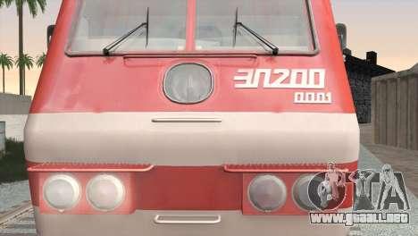 ÈP200-0001 para GTA San Andreas left