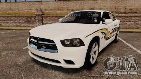 Dodge Charger RT 2012 Slicktop Police [ELS] para GTA 4