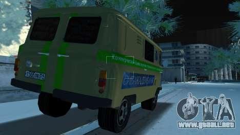 Colección UAZ-3741 para GTA Vice City left