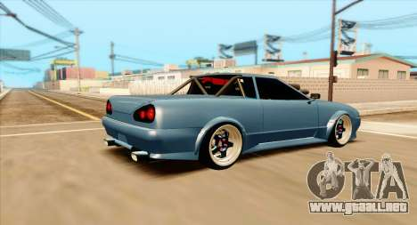 Elegy pickup v2.0 para GTA San Andreas left