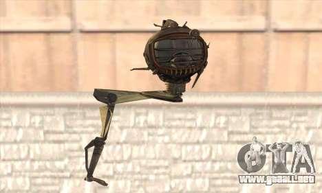 Robo Fallout 3 para GTA San Andreas