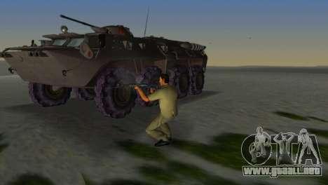 Afgano para GTA Vice City tercera pantalla