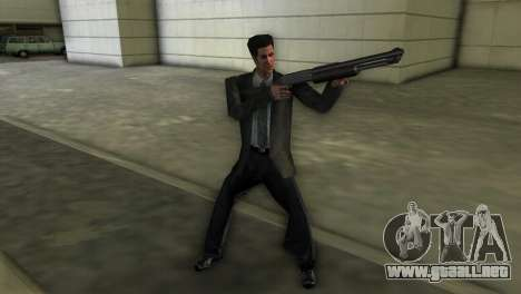 Max Payne para GTA Vice City sucesivamente de pantalla