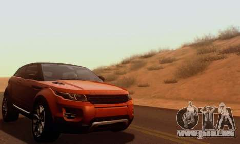 ENBSeries By AVATAR v3 para GTA San Andreas novena de pantalla