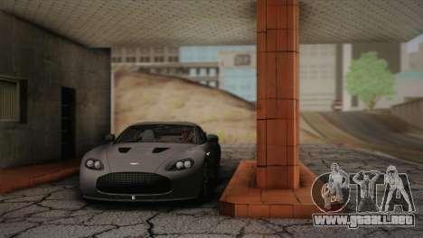 Garaje en Dorothy para GTA San Andreas