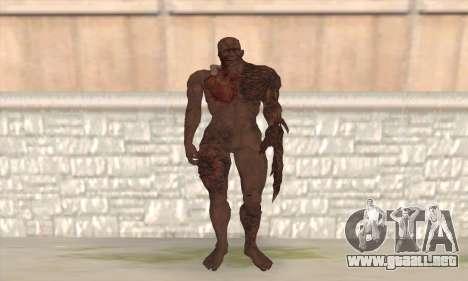 Tyrant T002 para GTA San Andreas