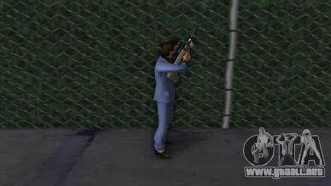 Steyr AUG para GTA Vice City sucesivamente de pantalla