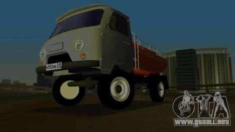 UAZ 465 camión para GTA Vice City