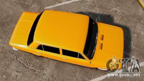 VAZ-2101 tuning para GTA 4 visión correcta