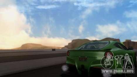 ENBSeries By AVATAR v3 para GTA San Andreas sucesivamente de pantalla