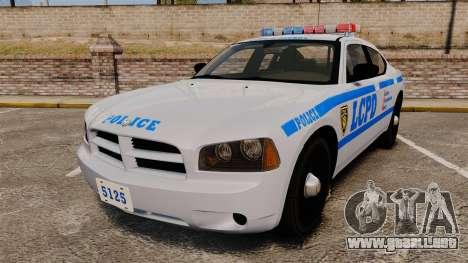 Dodge Charger LCPD [ELS] para GTA 4