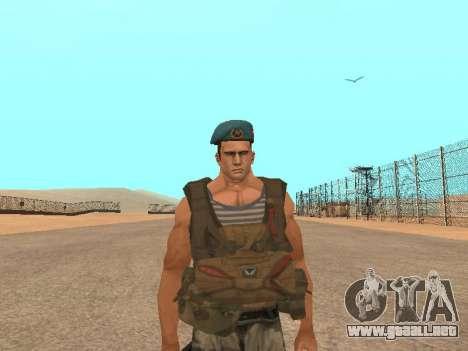 Formulario para CJ para GTA San Andreas