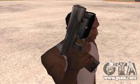 El arma de Left 4 Dead 2 para GTA San Andreas tercera pantalla