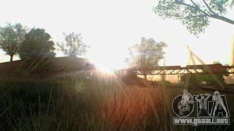 ENBSeries By AVATAR v3 para GTA San Andreas quinta pantalla