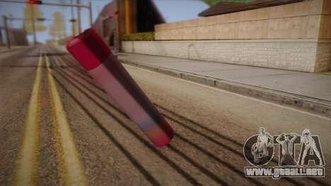 Ambientador de aire para GTA San Andreas tercera pantalla