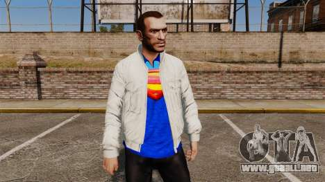 Colección de Superman para GTA 4 tercera pantalla