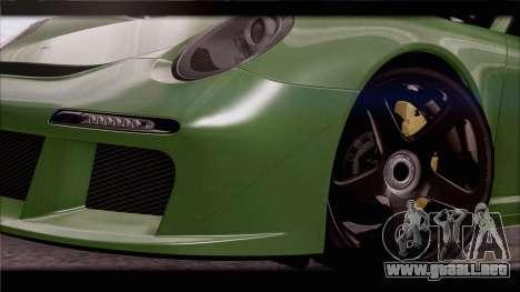 RUF RGT-8 para el motor de GTA San Andreas