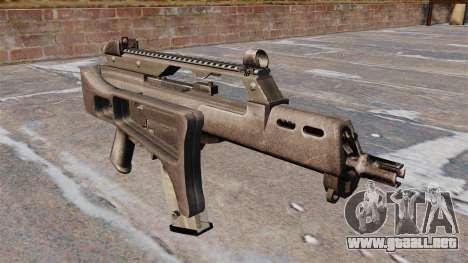 Rifle de asalto HK G36C para GTA 4