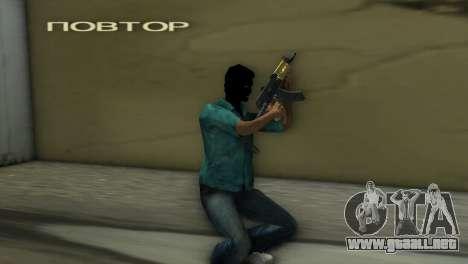 Yugo M92 para GTA Vice City tercera pantalla