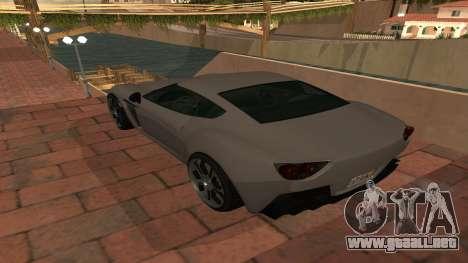 Carbonizzare de GTA 5 para la visión correcta GTA San Andreas