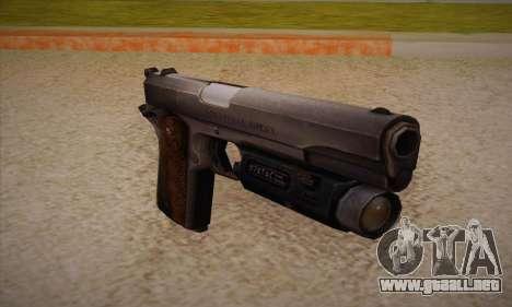 El arma de Left 4 Dead 2 para GTA San Andreas