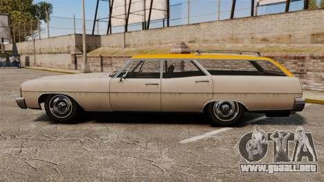 GTA IV TLAD Regina para GTA 4 left
