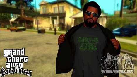 Loadscreens American Rap para GTA San Andreas quinta pantalla