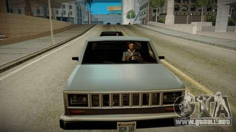 GTA HD Mod 3.0 para GTA San Andreas sexta pantalla